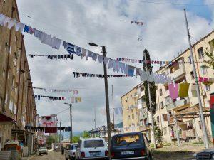 Les rues de Stepanakert