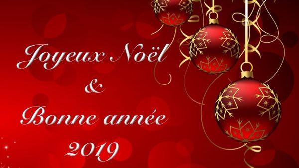 Image De Joyeux Noel 2019.Joyeux Noel Et Bonne Annee 2019 Spfa